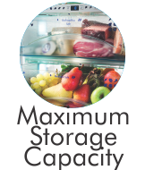 Stockage maximum